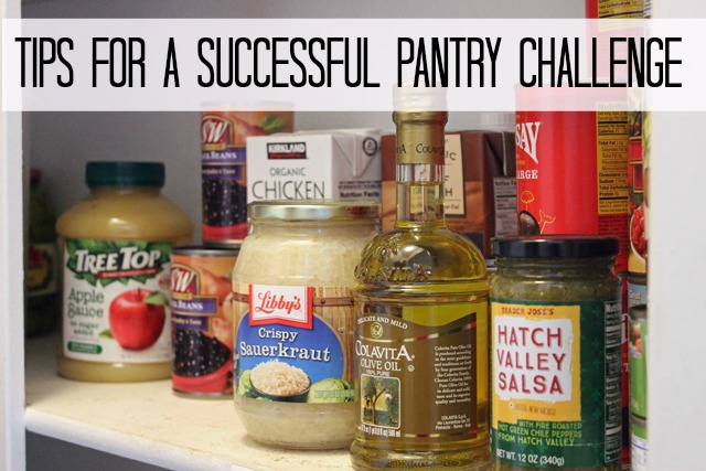 Image result for pantry challenge