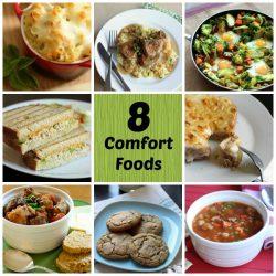 8 Foods to Bring a Little Comfort | GoodCheapEats.com