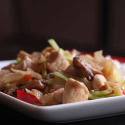 Simple Chicken Stir-Fry