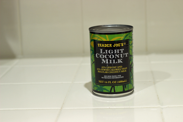 Real Food Products We Love: Trader Joe's Light Coconut Milk | Good Cheap Eats