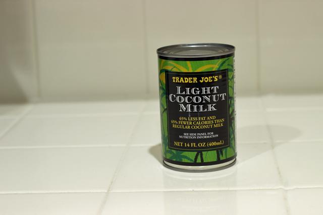 Real Food Products We Love: Trader Joe's Light Coconut Milk | Good Cheap Eats