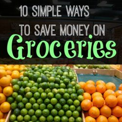 save money on groceries featured
