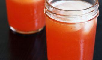 Strawberry Lemonade | Good Cheap Eats