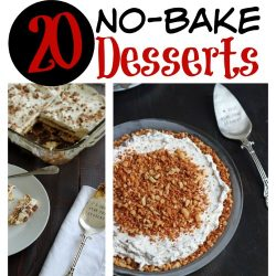 No bake featured