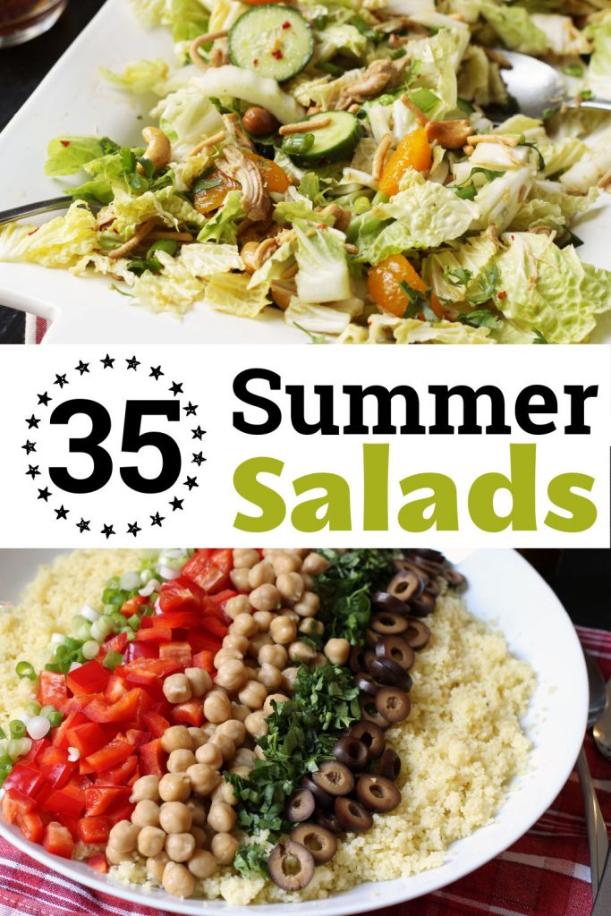 PIN for Summer Salads