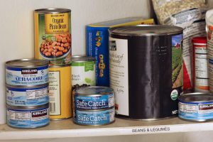 pantry challenge june