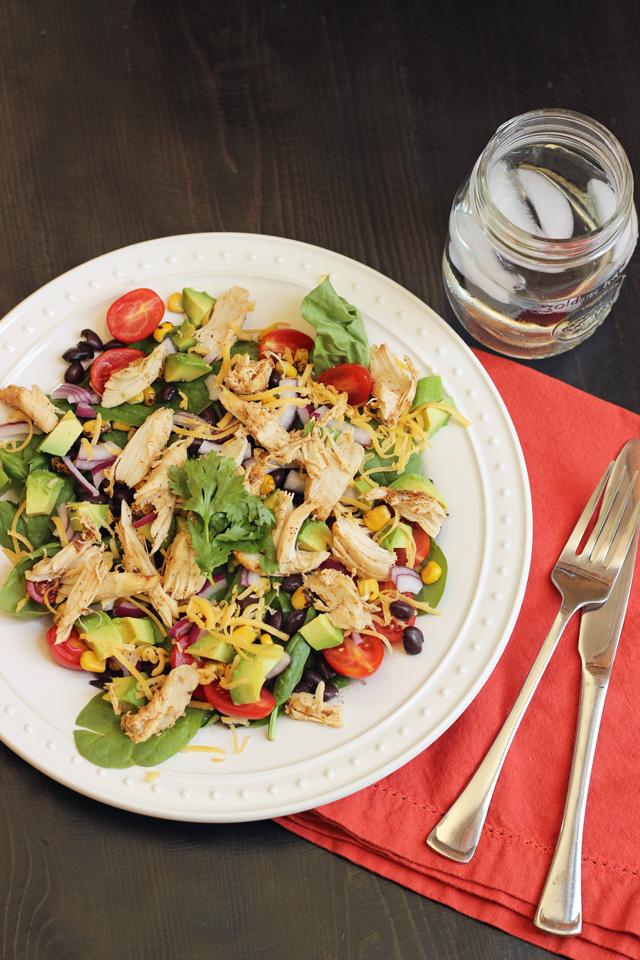 santa fe chicken salad (2)