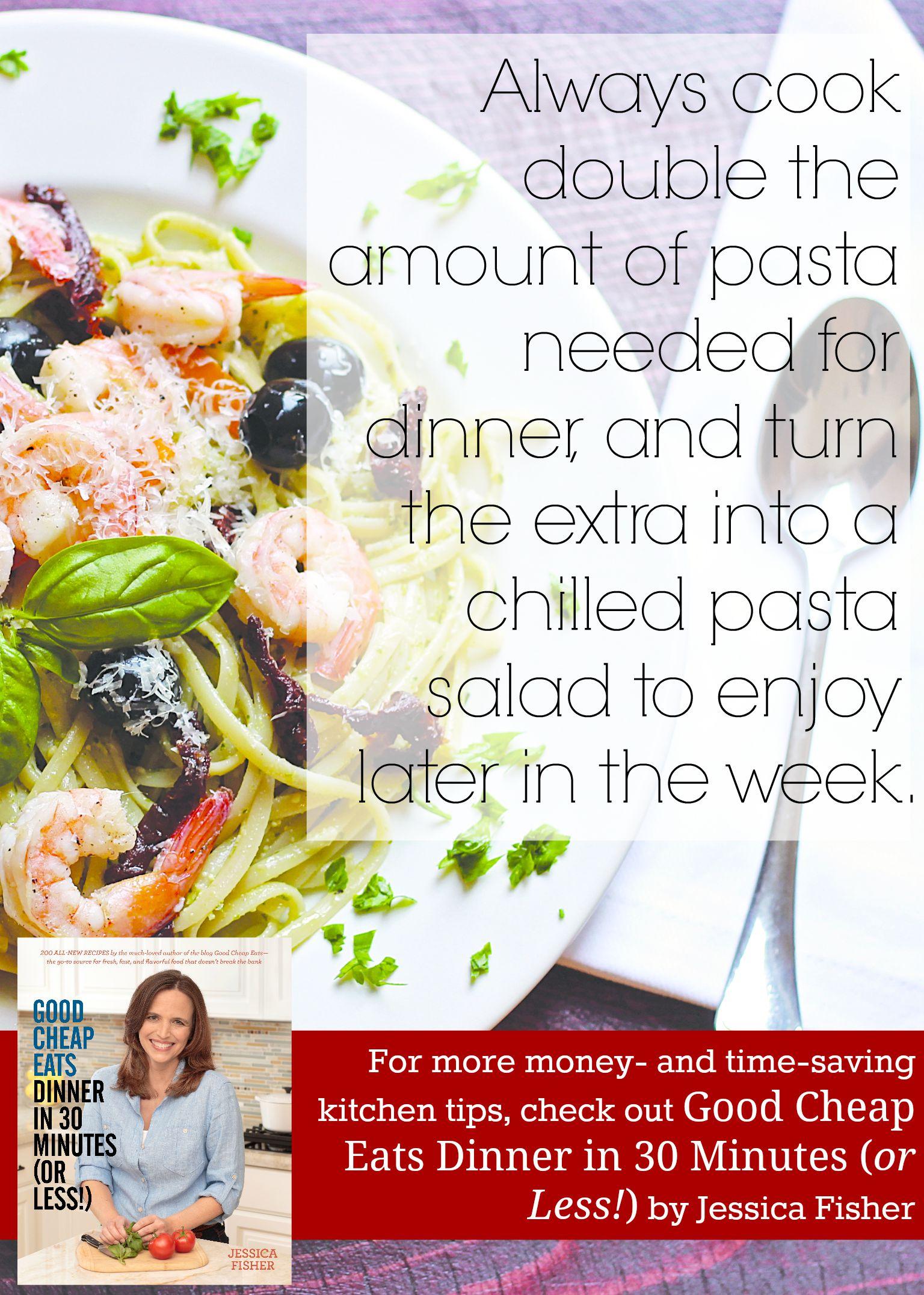 Pesto Shrimp Linguini edit
