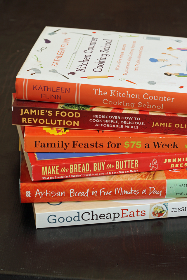 Cookbooks: How to Get the Most Out of Them | Good Cheap Eats