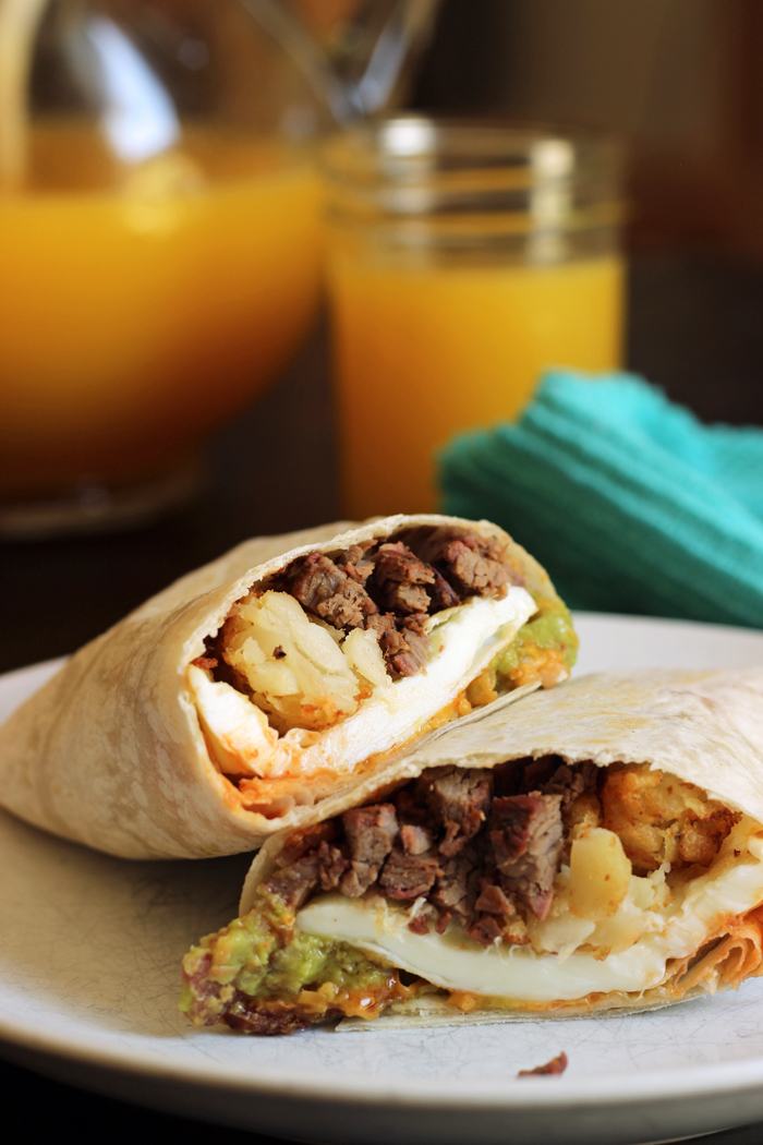 Jace's Breakfast Burritos | Good Cheap Eats