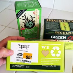 clearance green tea