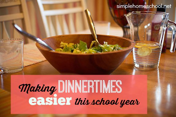 Make Dinnertimes Easier | Tips from Good Cheap Eats