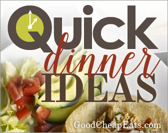 Quick Dinner Ideas
