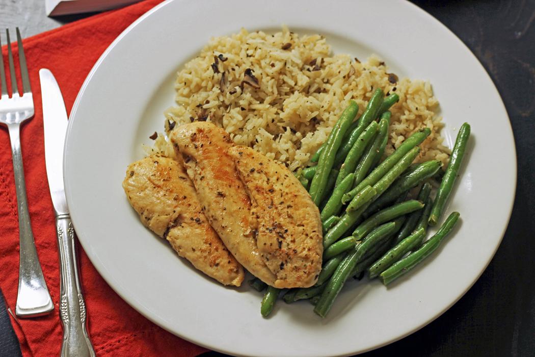 Last Minute Chicken Recipe