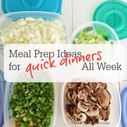 Meal Prep Ideas FEATURED
