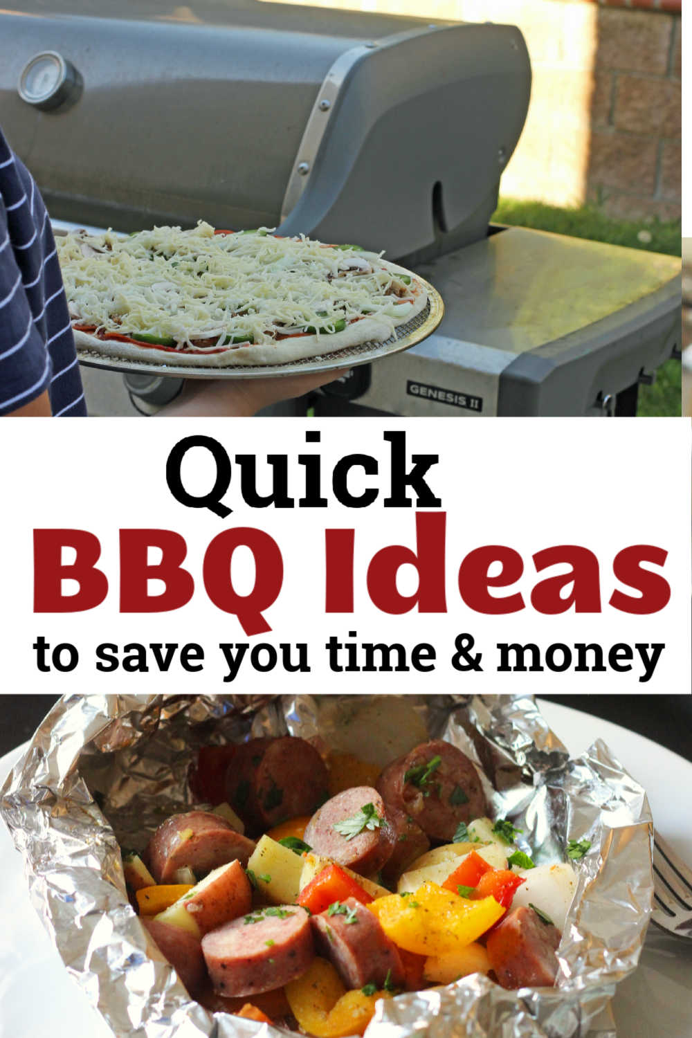 Quick BBQ Ideas to Save You Time and Money