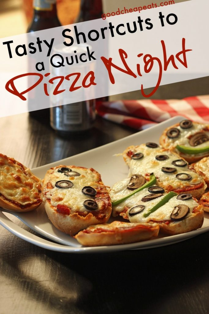 Tasty Shortcuts to a Quick Pizza Night   Good Cheap Eats