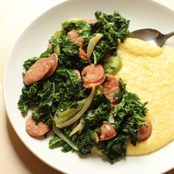 Polenta: Why I Love It and a Quick & Cheesy Polenta Recipe
