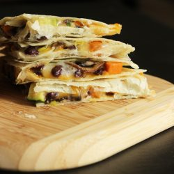 sweet potato black bean quesadilla (2)