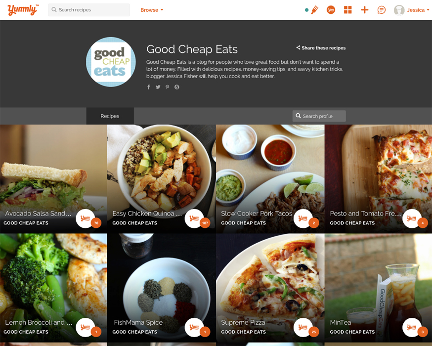 Recipe Sharing Sites to Help You Find a Quick Dinner Idea | Good Cheap Eats