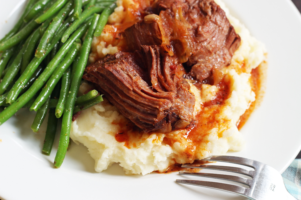 Favorite Slow Cooker Pot Roast Good Cheap Eats