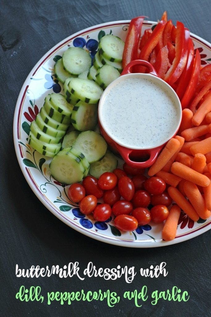 Buttermilk Dressing PIN