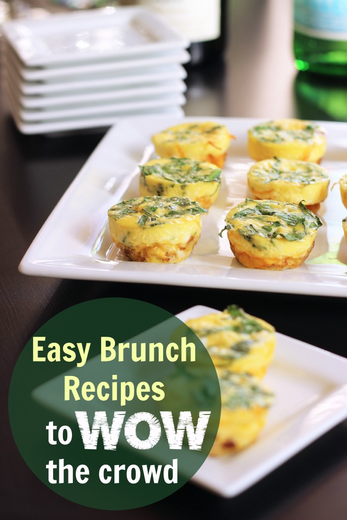 Easy cheap brunch recipes