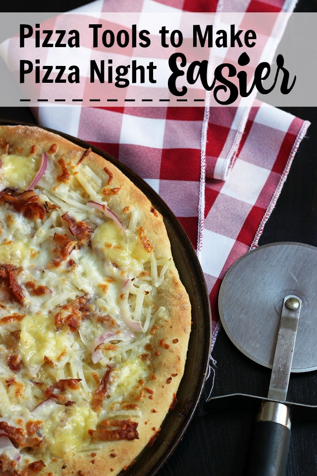 Pizza Tools to Make Pizza Night Easier | Good Cheap Eats