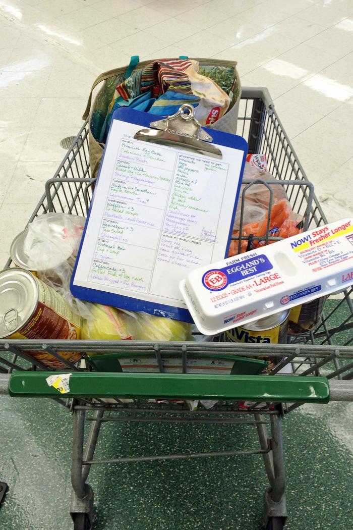 grocery dec