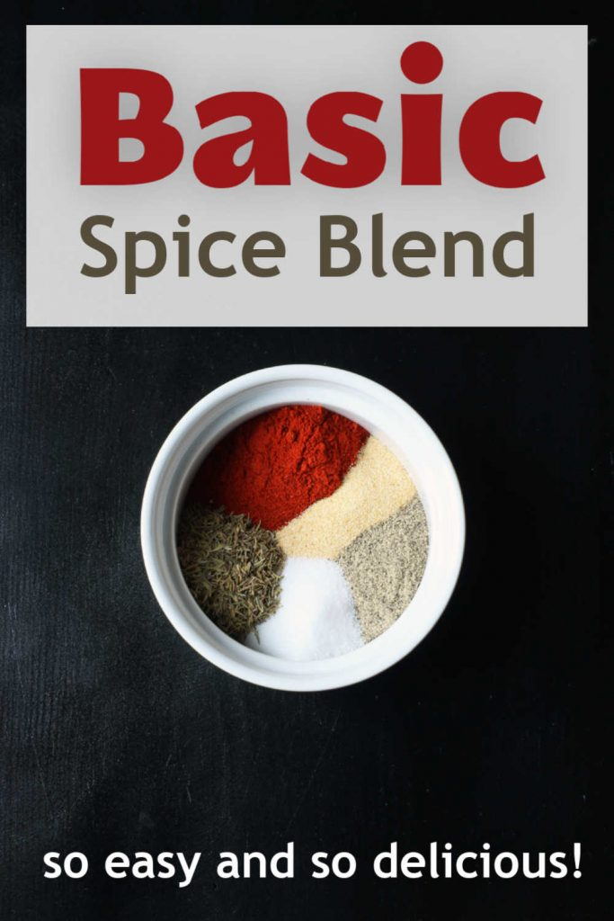 Basic Spice Blend