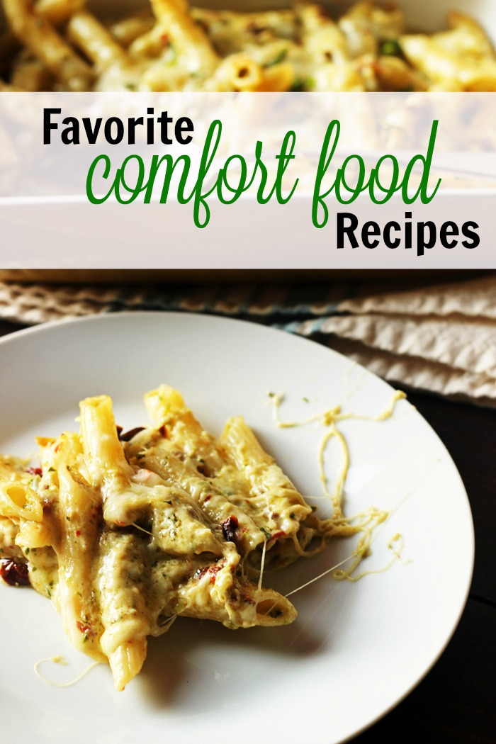 Favorite Comfort Food Recipes   Good Cheap Eats - What kind of meal does a winter call for? Comfort food! These recipes top my list of food that is quick, easy, and super duper comforting.
