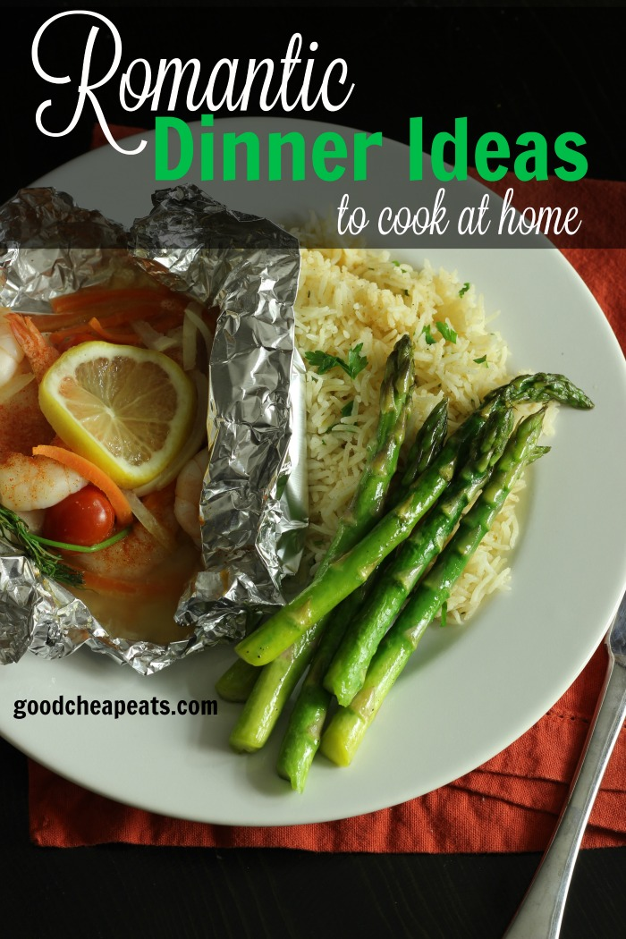 romantic dinner ideas to cook at home good cheap eats