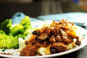 Slow Cooker Beef Stew GCE