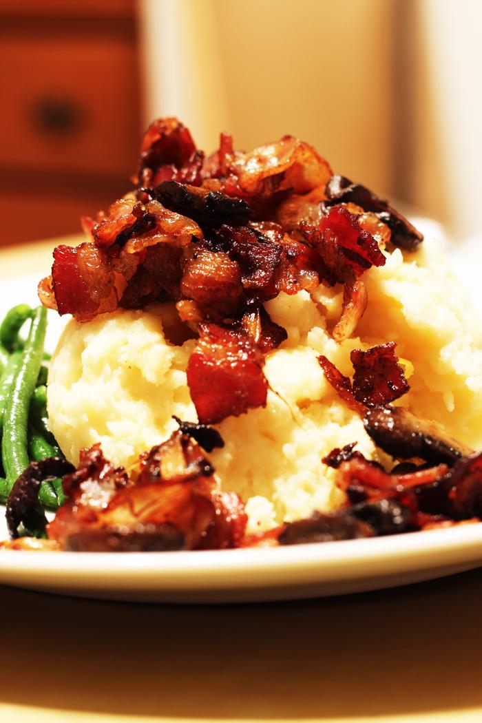Burning Love Mashed Potatoes | Good Cheap Eats