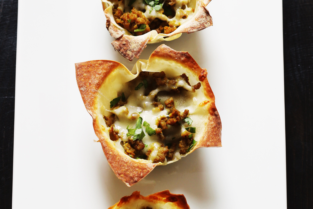Samosa Cups | Good Cheap Eats