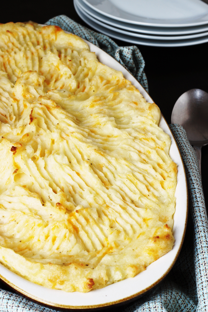 Shepherd's Pie with Cheddar Mash Good Cheap Eats