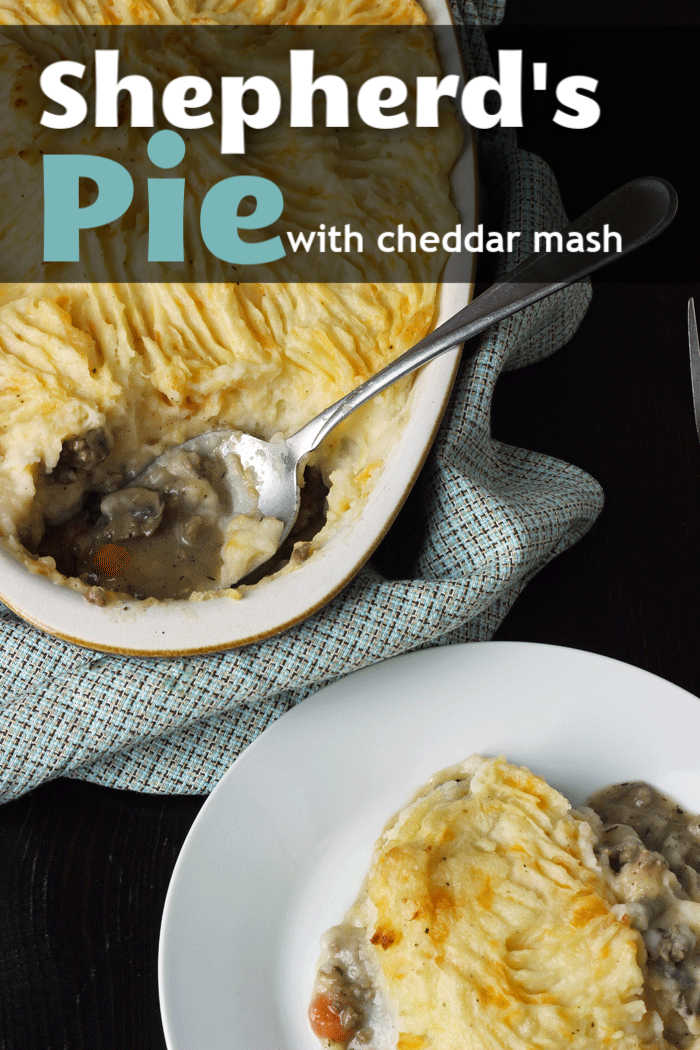 Shepherd's Pie with Cheddar Mash | Good Cheap Eats