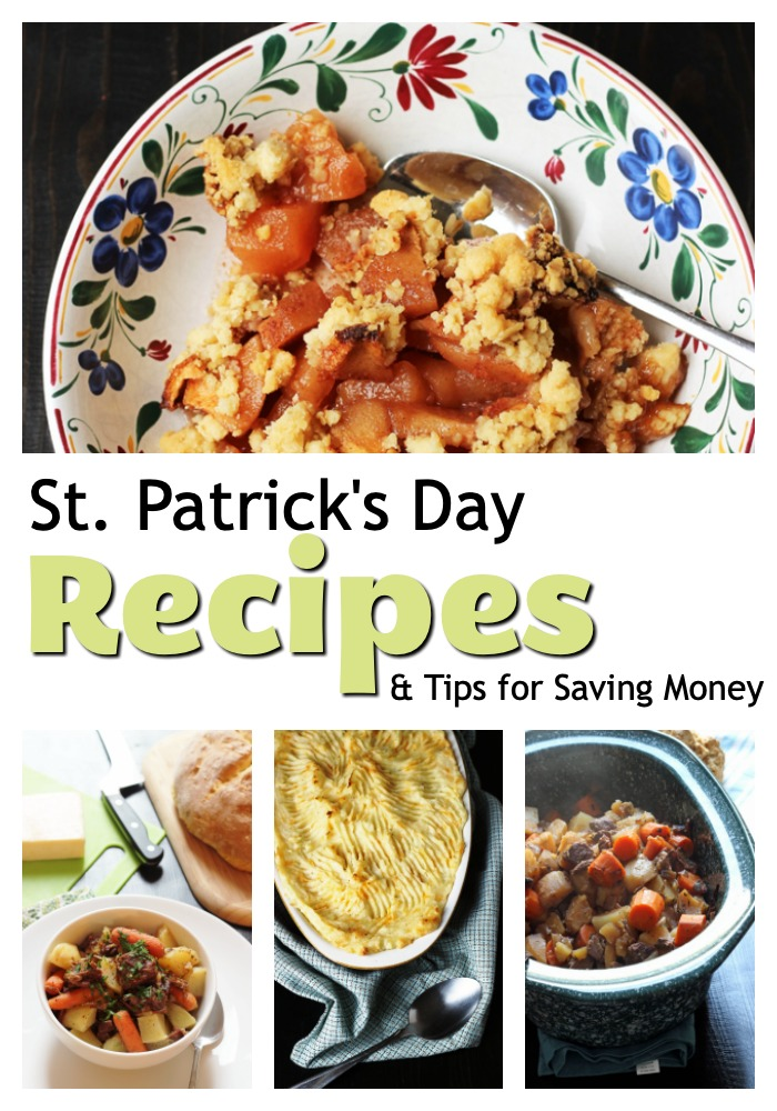St Patrick's Day Recipes & Tips for Saving Money | Good Cheap Eats