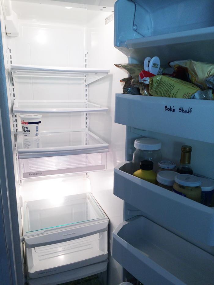 empty fridge mar 34