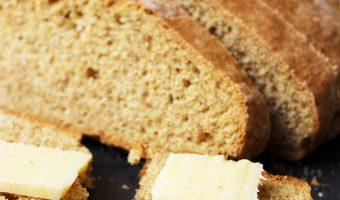 irish soda bread with cheese