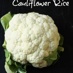 How to Make Cauliflower Rice | Good Cheap Eats