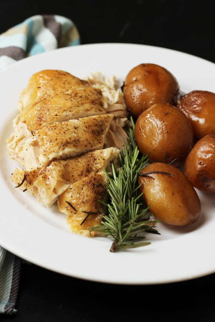 Crockpot Chicken and Potatoes Good Cheap Eats