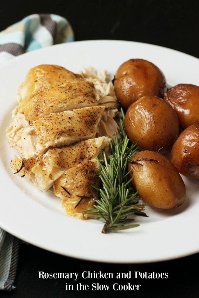 Crockpot Chicken and Potatoes Good Cheap Eats PIN