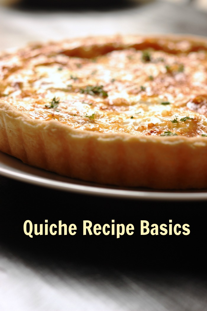 Quiche Recipe Basics | Good Cheap Eats