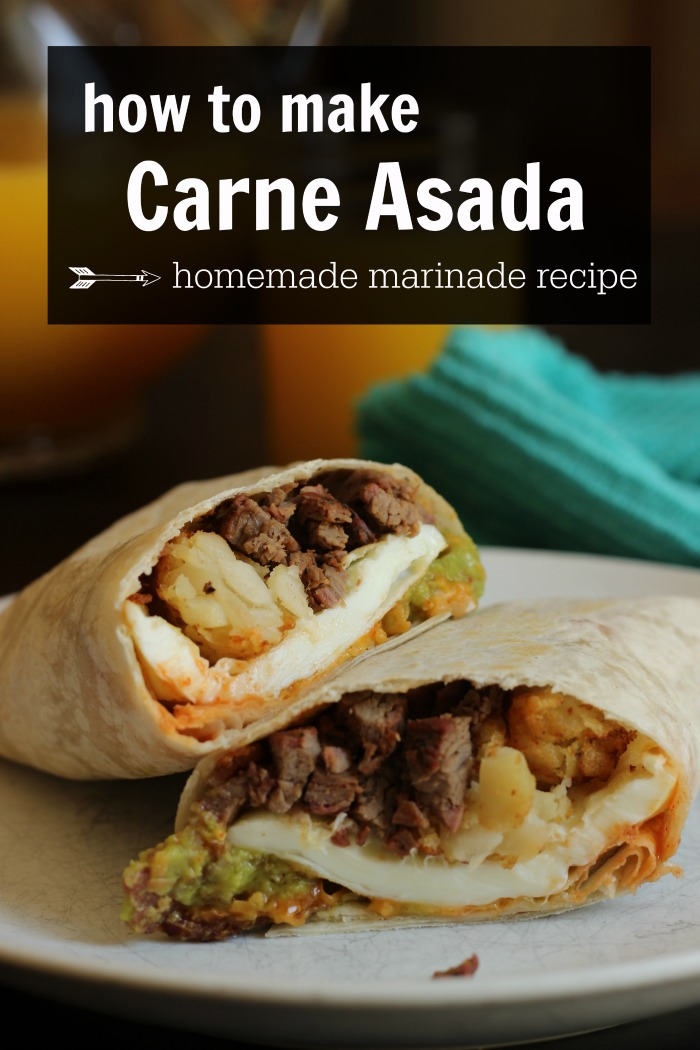 How to Make Carne Asada PIN