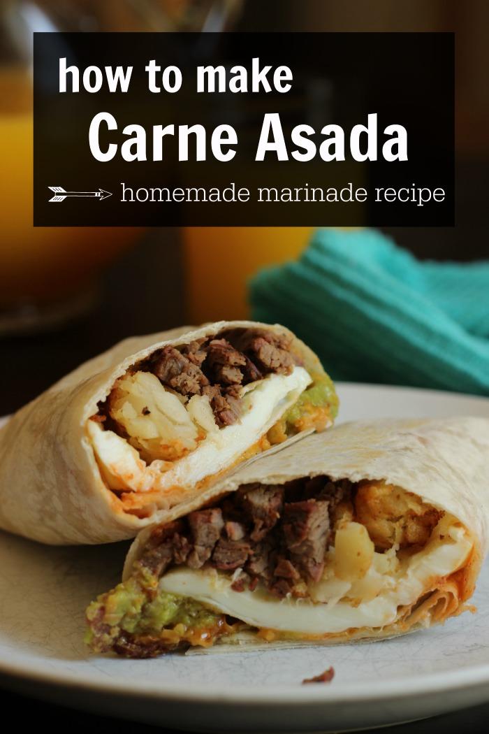How to Make Carne Asada PIN