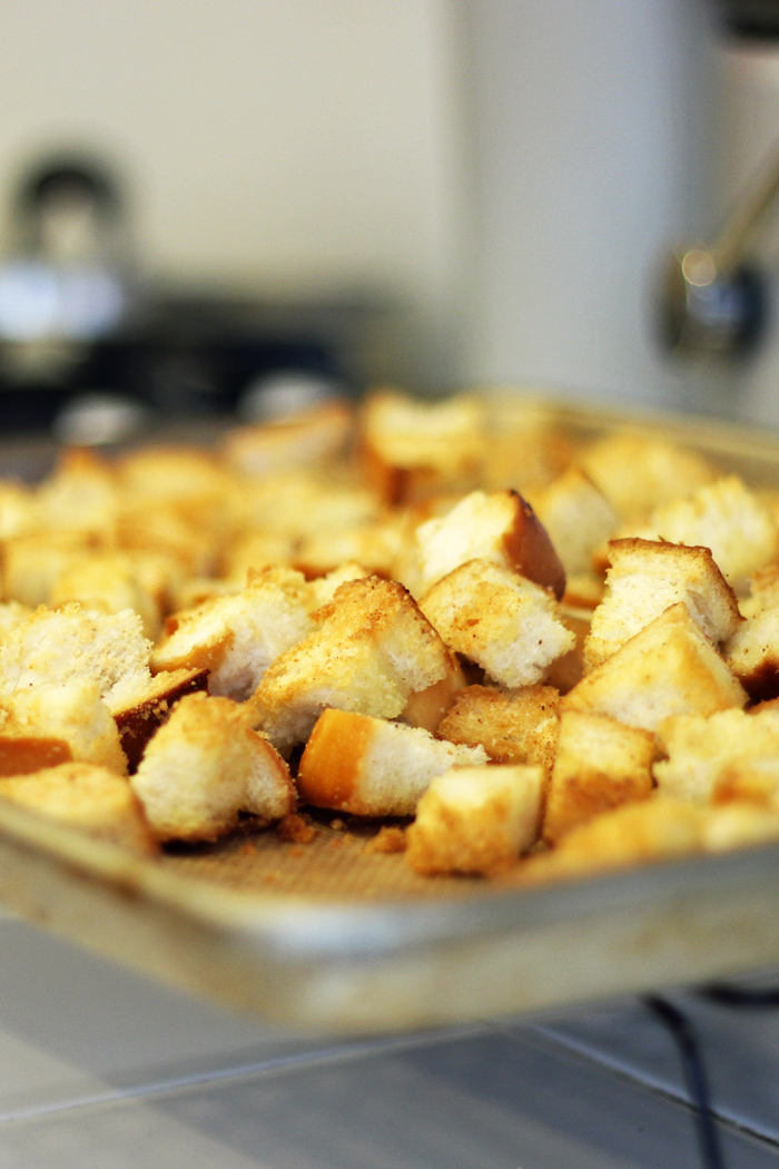 How to Make Homemade Croutons | Good Cheap Eats