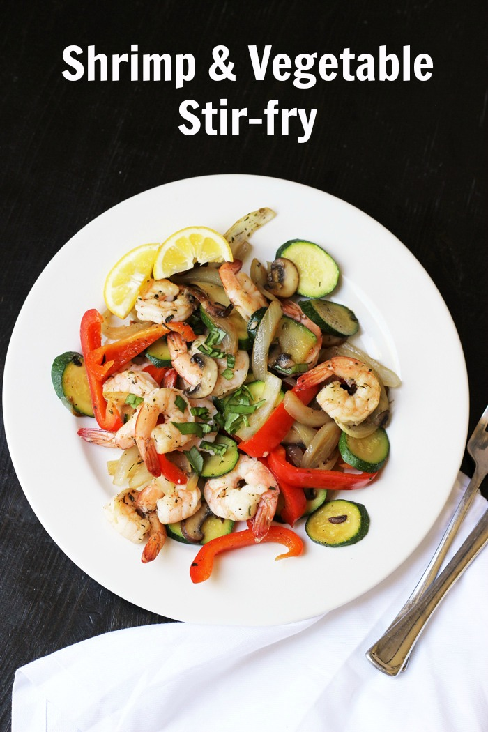 Shrimp Stir Fry with Vegetables | Good Cheap Eats