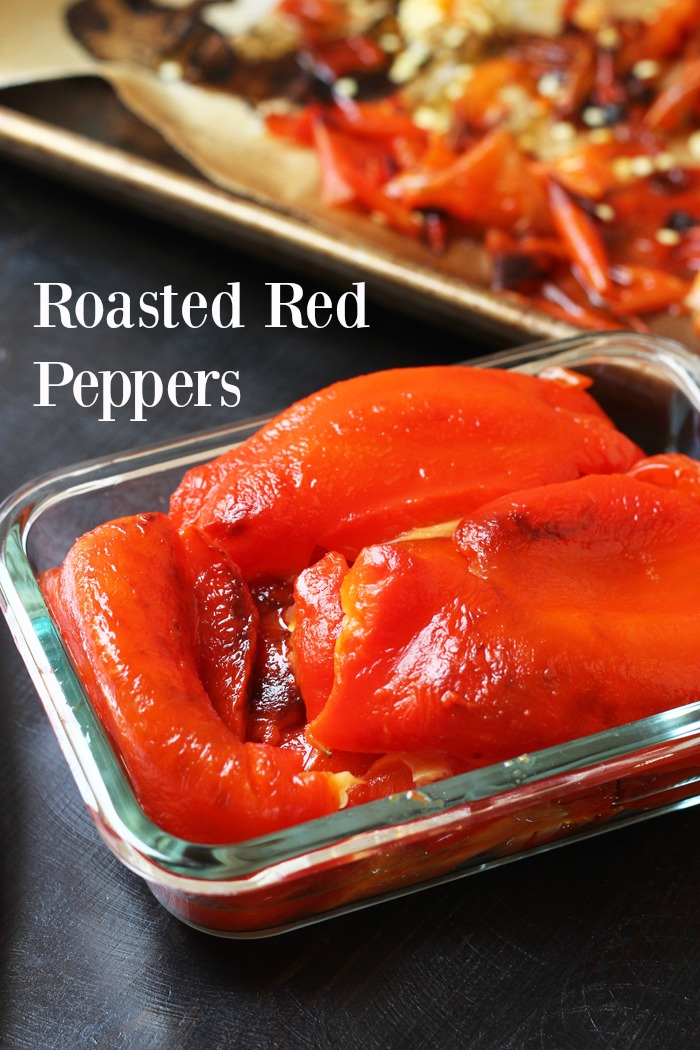 Roasted Red Peppers Good Cheap Eats PIN