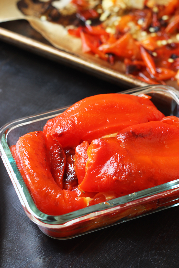 Roasted Red Peppers | Good Cheap Eats